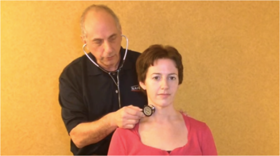 Examining for Cervical Artery Dysfunction