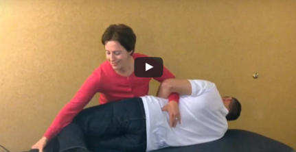 Spinal Manipulations for Larger Patient (Video)