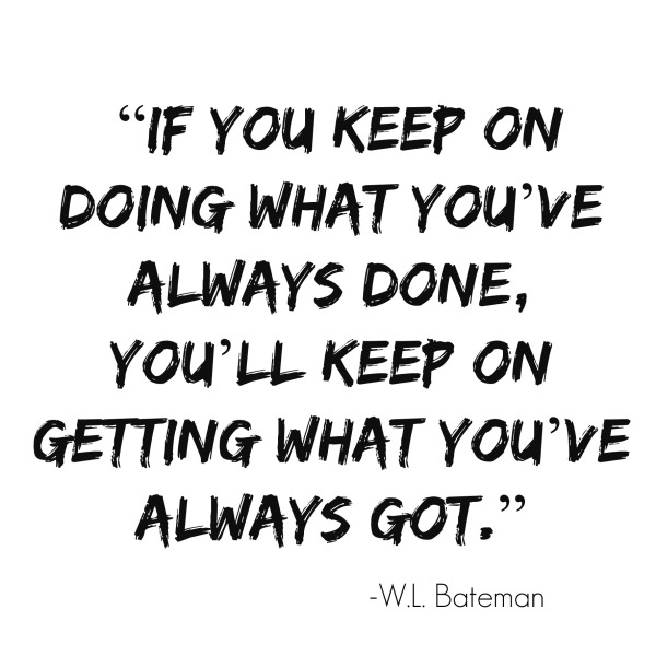 Bateman Quote