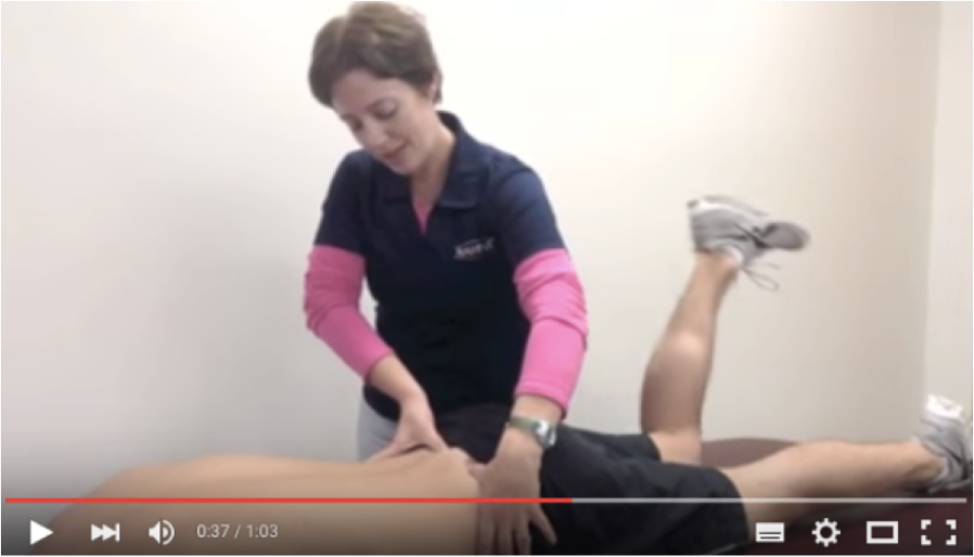 Kinetic Testing of the SI Joint: Prone KineticTest