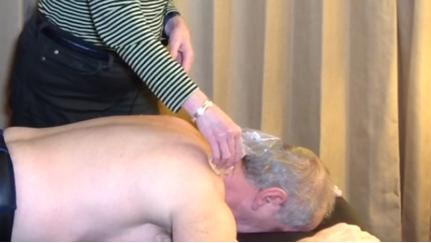 MVA Cold Hyperalgesia Clinic Test(Video)