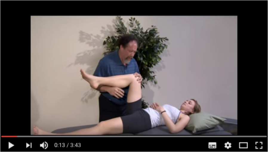 Manual Therapy Video: Treatment of the Hip Joint