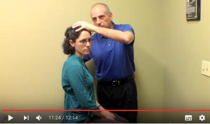 Post MVA Cervical Case(Video)