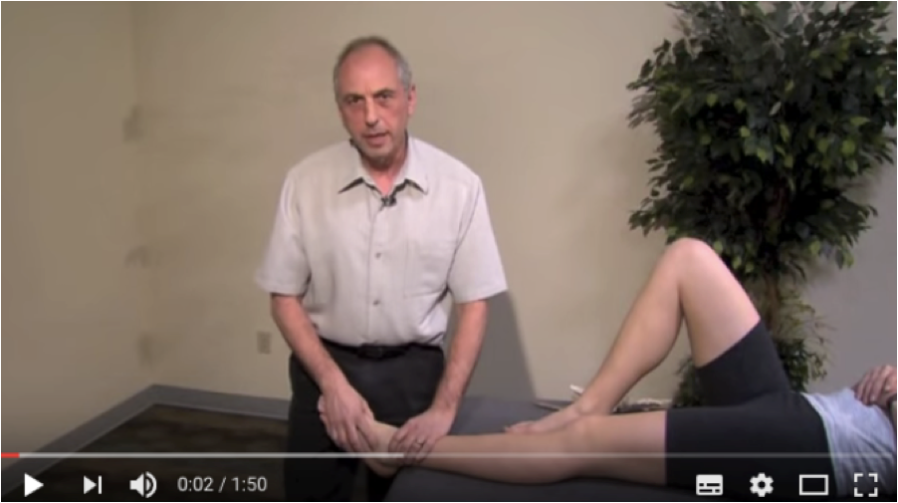 Subtalar Joint Interosseous Ligament Tests (Video)