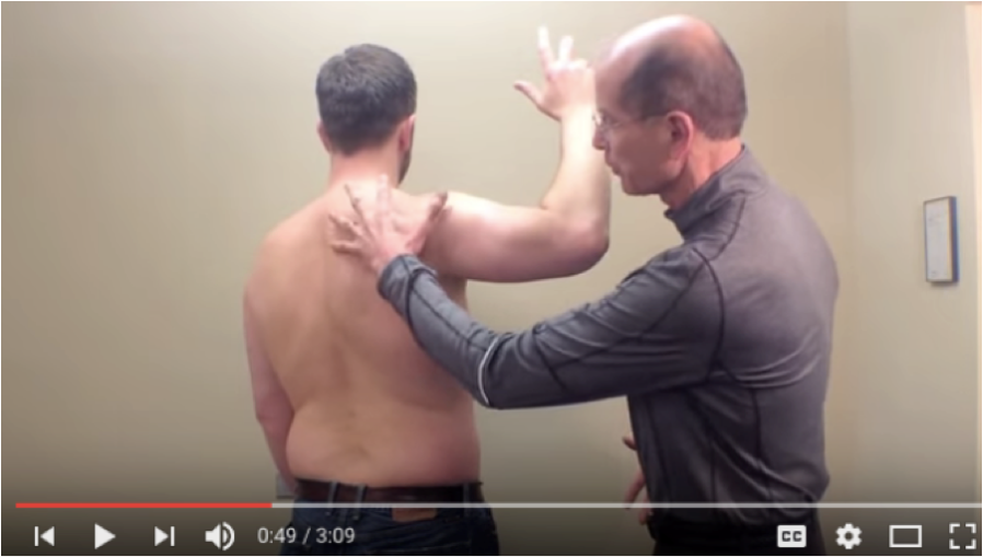 Throwing Shoulder Manual Therapy Case