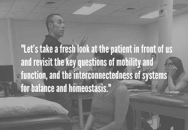 Musculoskeletal Monday: It's All AboutBalance