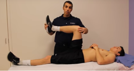 Hip Assessment and Treatment Post MVA