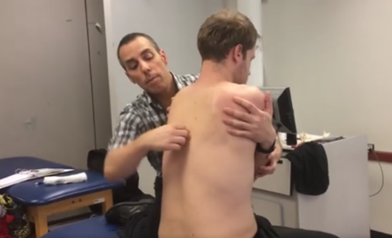 Thoracic Spine Manipulation Safety