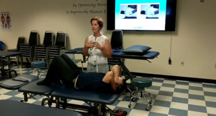 Alternative Supine Thoracic Manipulation